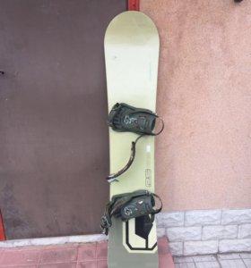 Сноуборд Rossignol