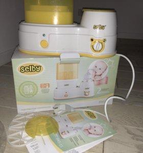 Стерилизатор и нагреватель детских бутылочек Selby
