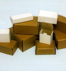 Коробка самосборная, упаковка из микрокартона