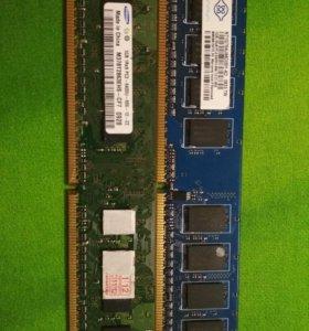 Оперативная память ddr2 1gb