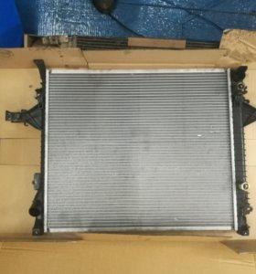 Новый радиатор volvo nissens