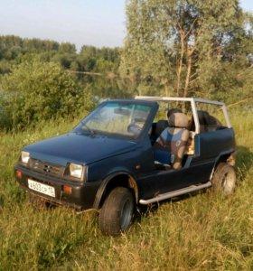 ВАЗ (Lada) 1111 Ока, 2002