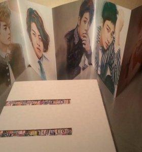 "Альбом U-KISS ""Collage"", k-pop"