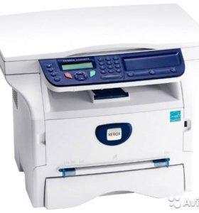 Лазерное мфу Xerox Phaser 3100