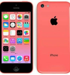 IPhone 5c 16 gb pink