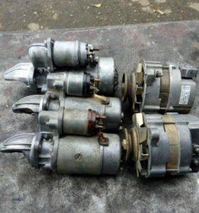 Стартера и генераторы на ВАЗ и ГАЗ
