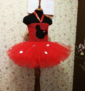 Платье Минни