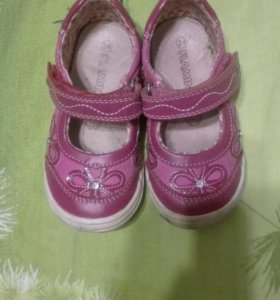 Туфли 24р,ф.фламинго