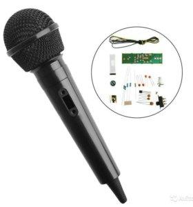 Радиомикрофон кит-комплект