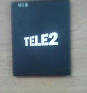 Батарея Tele2