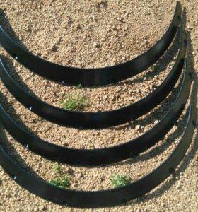 Расширители колесных арок