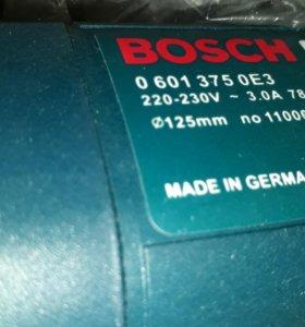 Ушм Bosch GWS 6-125 Диаметр 125 Мощность 780 Вт