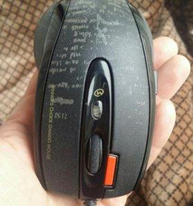 Игровая мышка X7.Model F5. Новая
