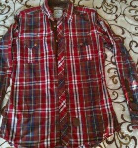 Рубашка новая tom tailor