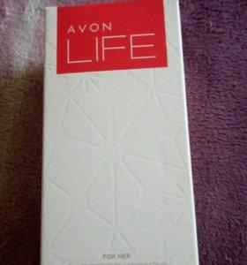 Туалетная вода компании Avon