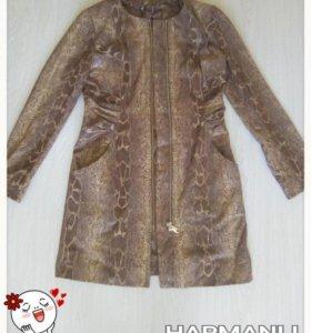 Изящное пальто фирмы HARMANLI