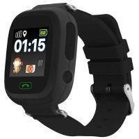 Умные детские часы с GPS Smart Baby Q80 Black