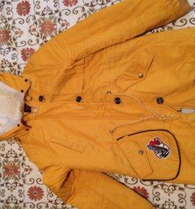 2 Куртки и пальто