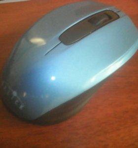 Мышь беспроводная новая, упаковка гарантия есть