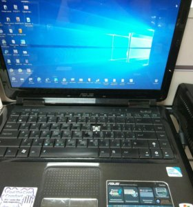 Ноутбук asus k40lj