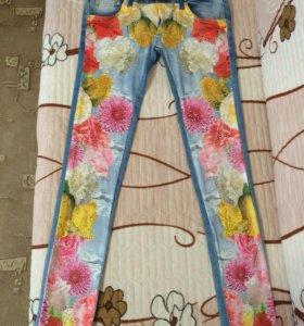Шикарные новые турецкие джинсы