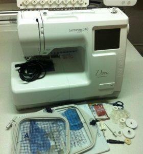 Вышивальная машина Bernette Deco 340