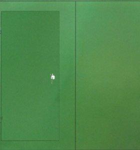 ворота.цвет на выбор