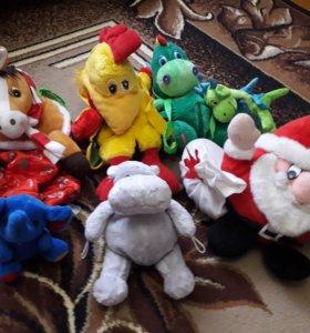 Детские игрушки,рюкзаки