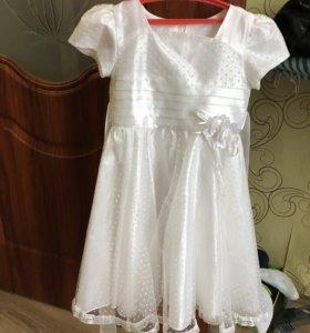 Платья для девочки на рост 110-120