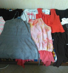 Летний женский гардероб