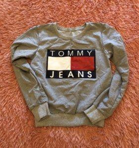 Толстовка tomymy jeans
