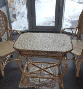 Мебельный набор для дачи
