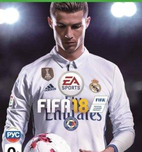 Xbox One Fifa18 Fifa17 FarCry Primal