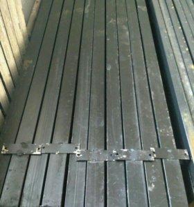 Столбы для забора от производителя