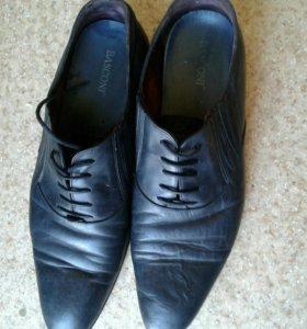 Мужские туфли 42р