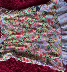 Летняя блузка Sarah Chole