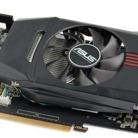 Игровая видеокарта GeForce GTX 650 1gb