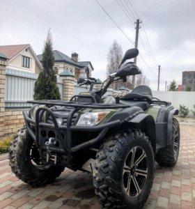 Квадроцикл Stels ATV-500 GT XY5GT1