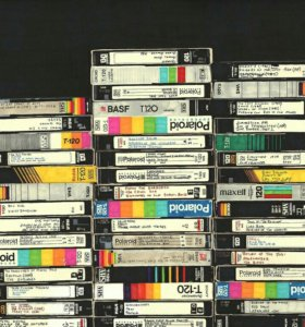 Оцифровка видеокассет, фотографий, аудиокассет