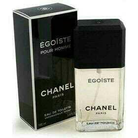 Туалетная вода - Chanel - Egoiste pour homme (т) м