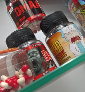 2SN Герань DMAA 70 мг. (50 капс.)