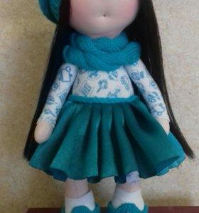 Интерьерные текстильные куколки