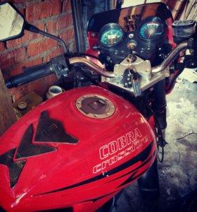 Cobra Crossfire 125cc