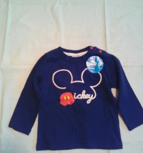 Новая футболка на мальчика