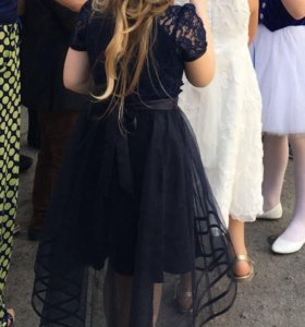 Платье на выпускной в детском саду..