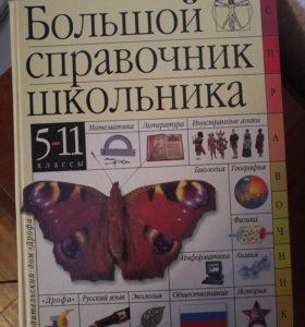 Большой Справочник Школьника
