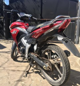 Мотоцикл Ann jazz 125cc