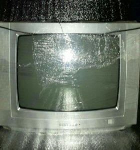 Телевизор цветной МВ