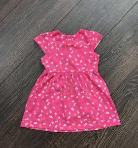 Платье Mothercare 76-80