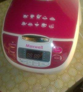 Мультиварка Maxwell mw-3802 pk
